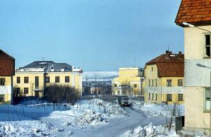 Улица Комсомольская (1974 г.)